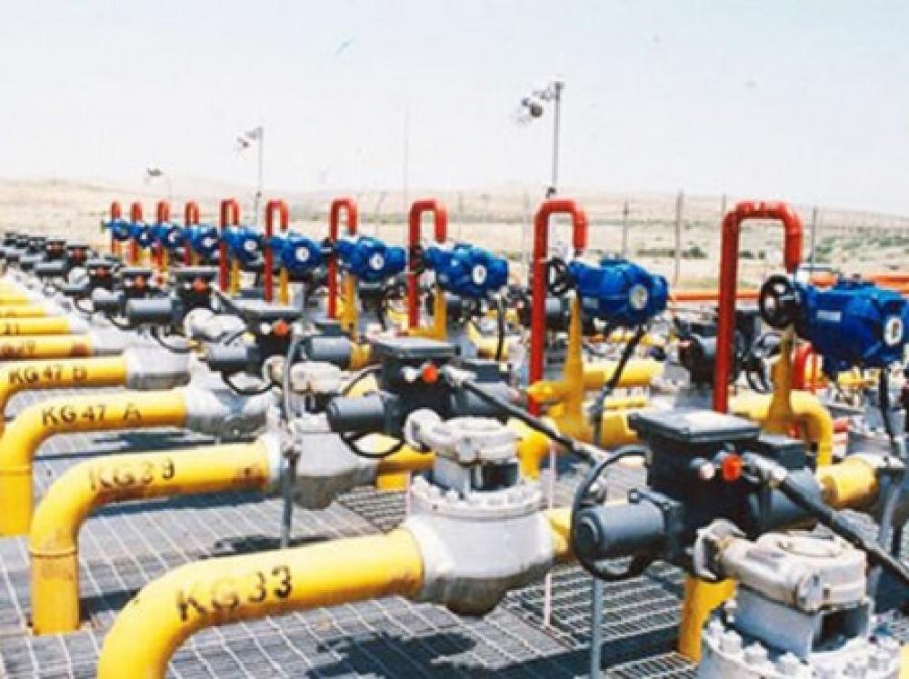 Türkiye'nin gaz ithalatı 2016'da düştü