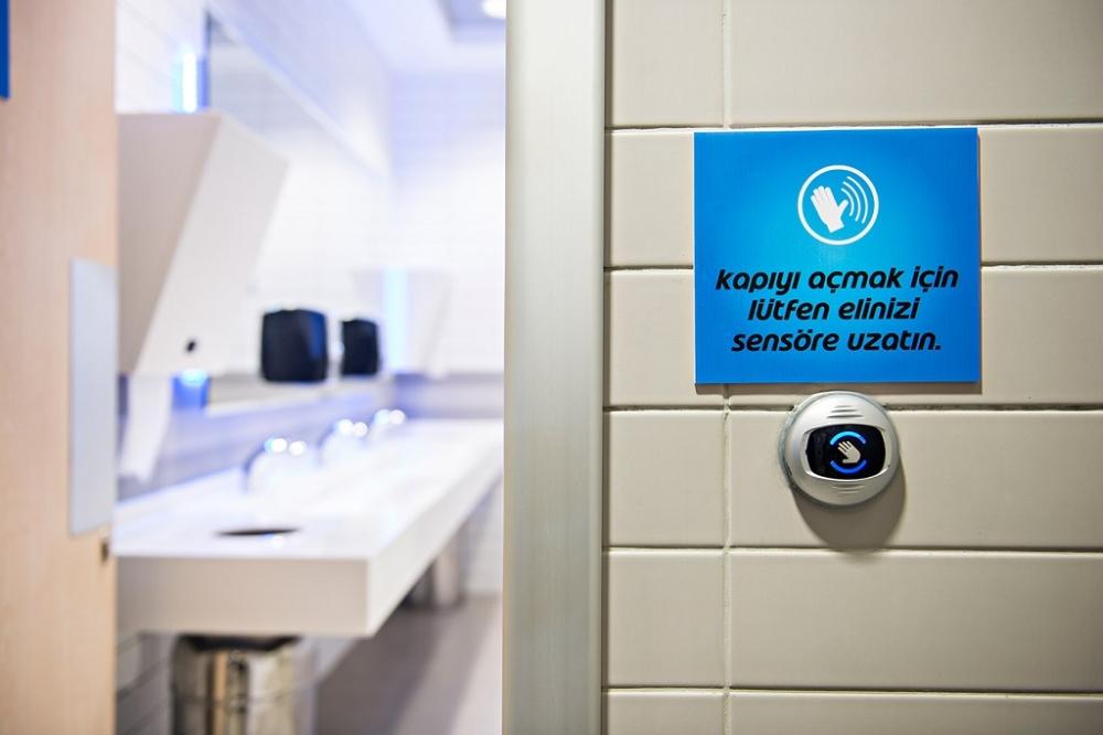 OPET 'Temiz Tuvalet'lere 100 milyon dolar harcadı