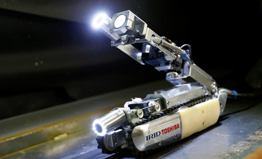 Fukuşima felaketi robotları da çarptı!