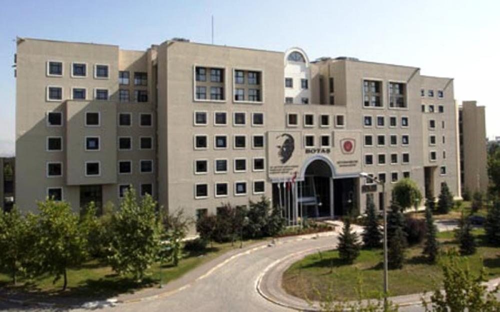BOTAŞ MB'dan 917 milyon Dolar döviz aldı
