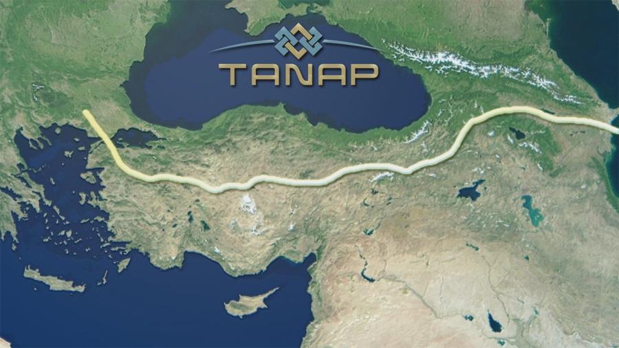 Güney Koridoru yarışının galibi TANAP