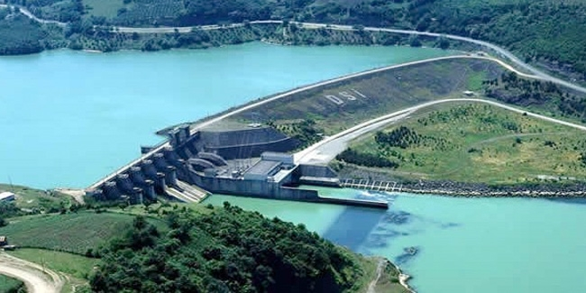 Kazan Barajı`nın ÇED süreci tamamlandı