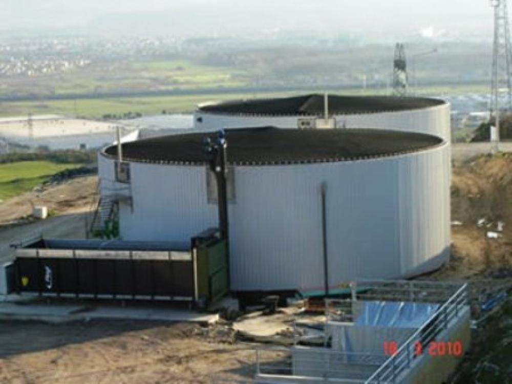 Tire Biyogaz Enerji Santrali için İDK toplantısı