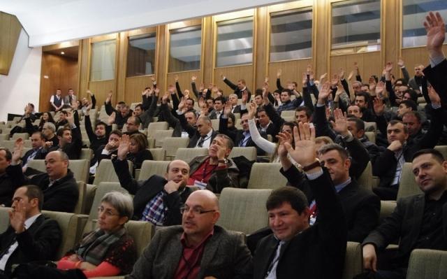 TÜREB yeni yönetim kurulunu belirledi