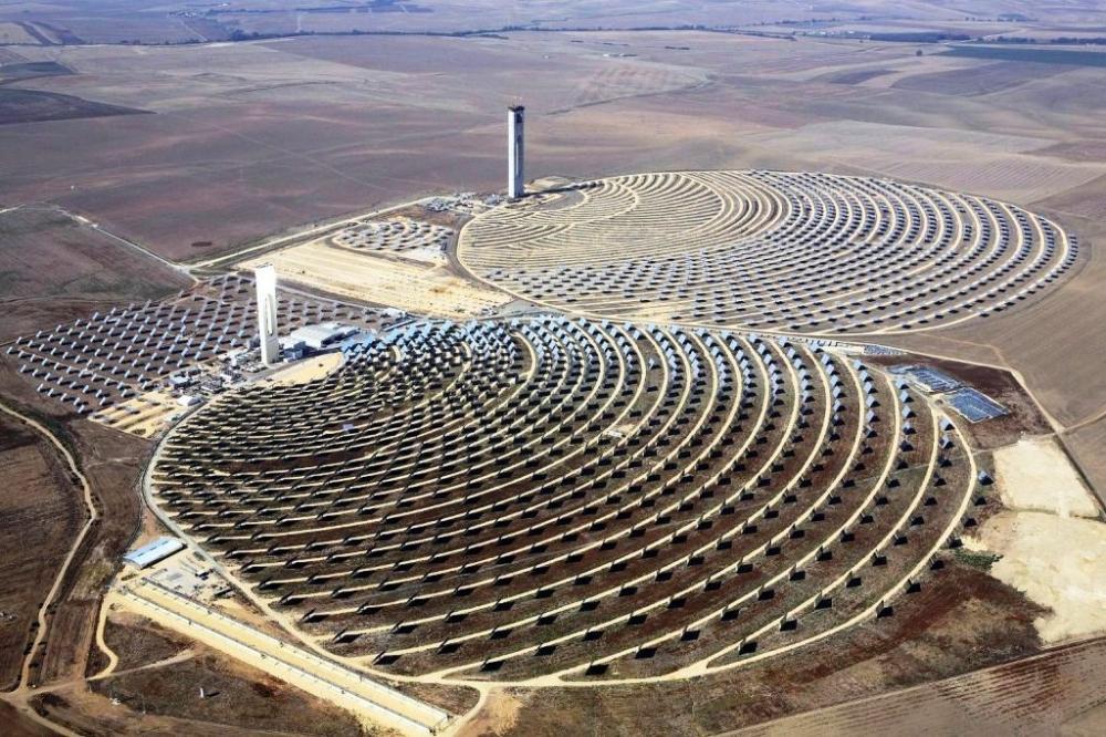 Fas devasa güneş projesinin son etabına başladı