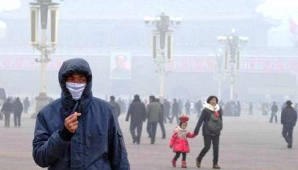 Çin'in havası en kirli eyaletinden kömür sözü