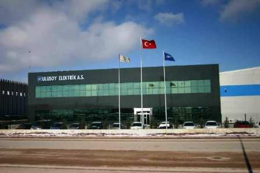 Ulusoy Elektrik'ten 7.8 milyon dolarlık sözleşme