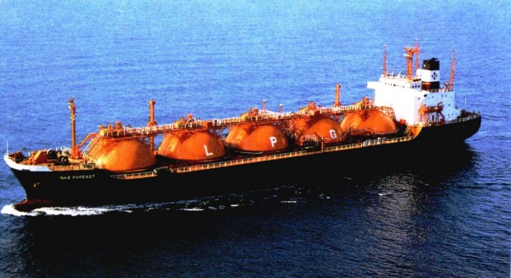 Küresel LNG ticareti tırmanıyor