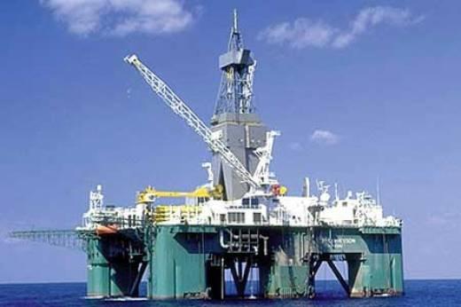 Tuzla`da petrol arama platformu inşa edilecek