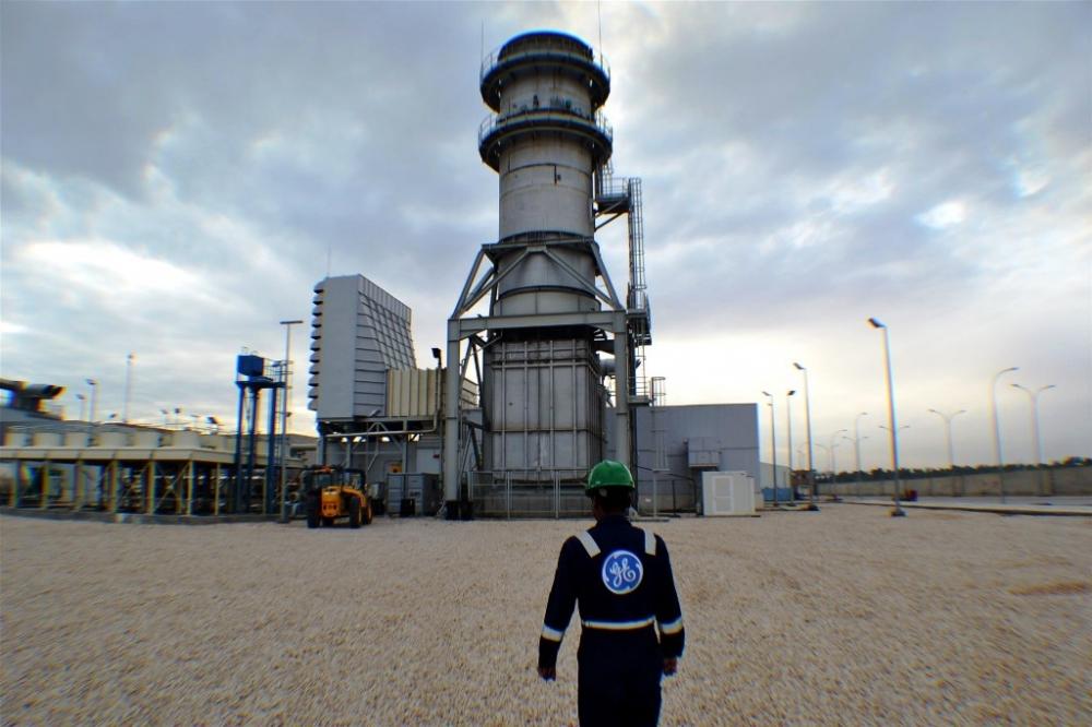 Bağdat Elektrik Santrali'nin ilk aşaması tamamlandı
