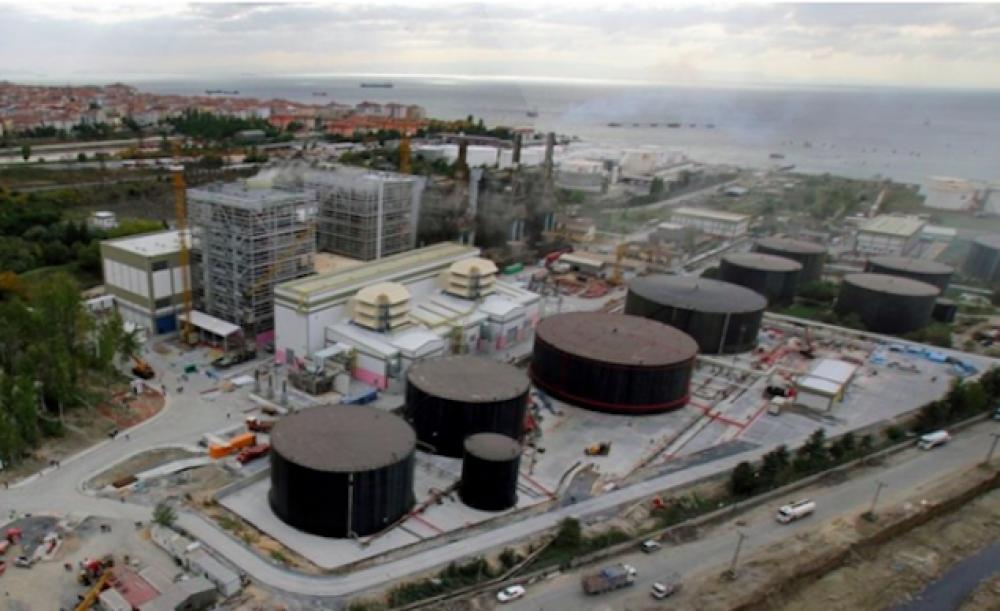 İstanbul'a 1350 MW'lik yeni doğalgaz santrali yolda!