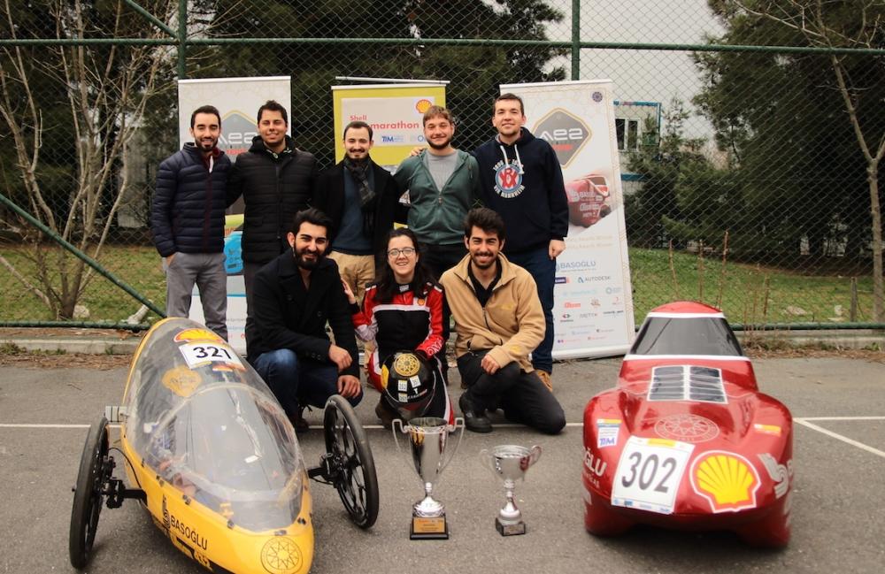 Yıldız öğrencileri Shell Eco-marathon pistinin haritasını çıkaracak