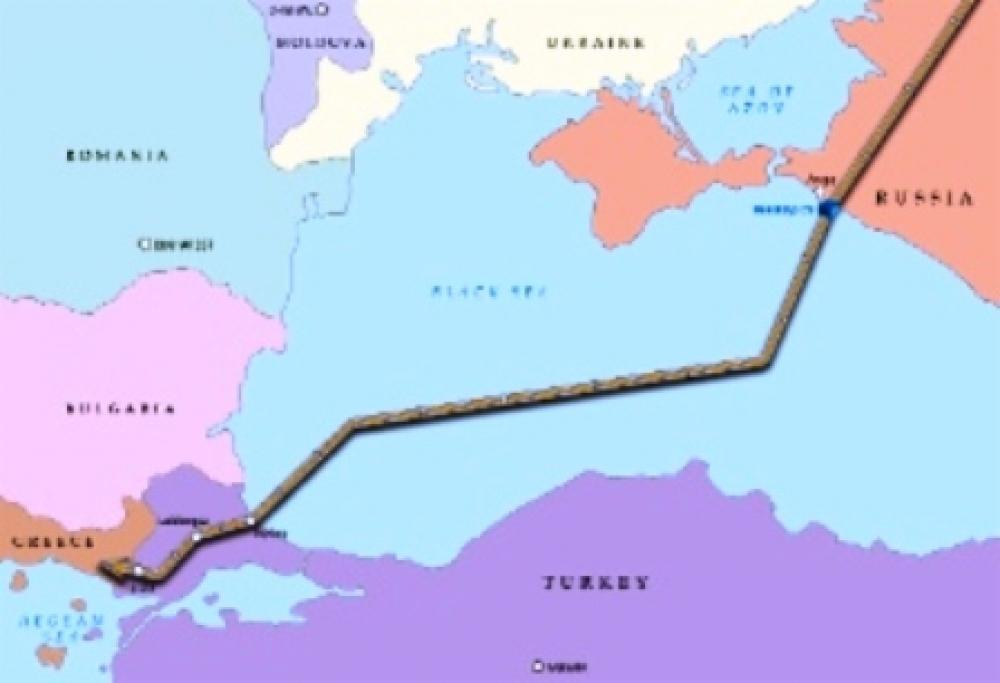 Rusya, Türk Akımı'nın deniz inşaatına başladı