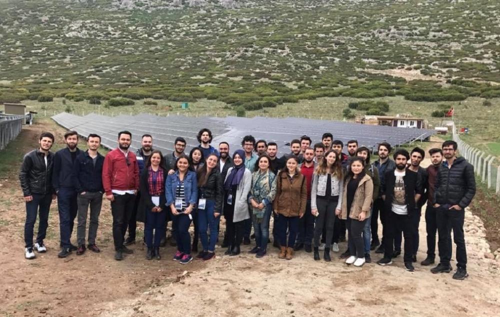 SDÜ'den Güneş enerjisi eğitimi
