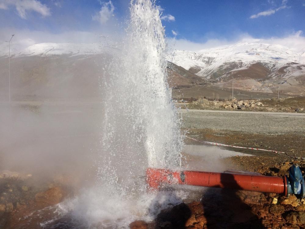 Salihli Belediyesi'nden jeotermal saha ihalesi