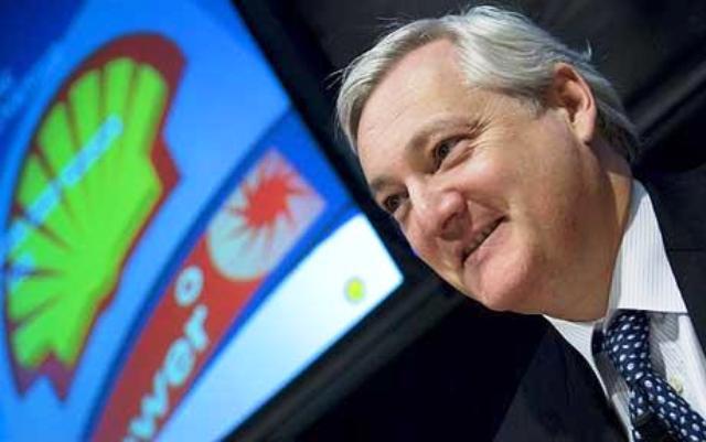 Shell CEO`su Voser: Karadeniz`de de fırsat arıyoruz