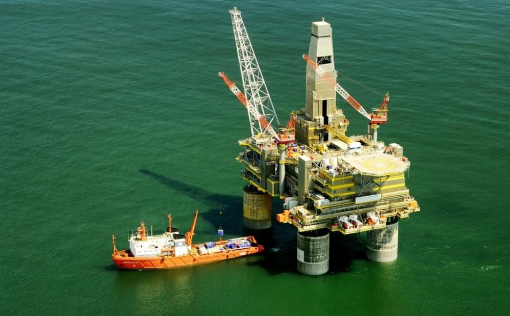 Norveç gaz sahasında sızıntı