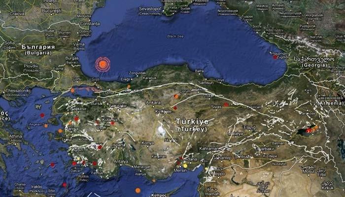 Karadeniz'deki depremin nedeni sondaj mı?