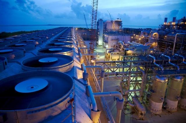 Linde, Almanya'ya doğalgaz terminali kuracak