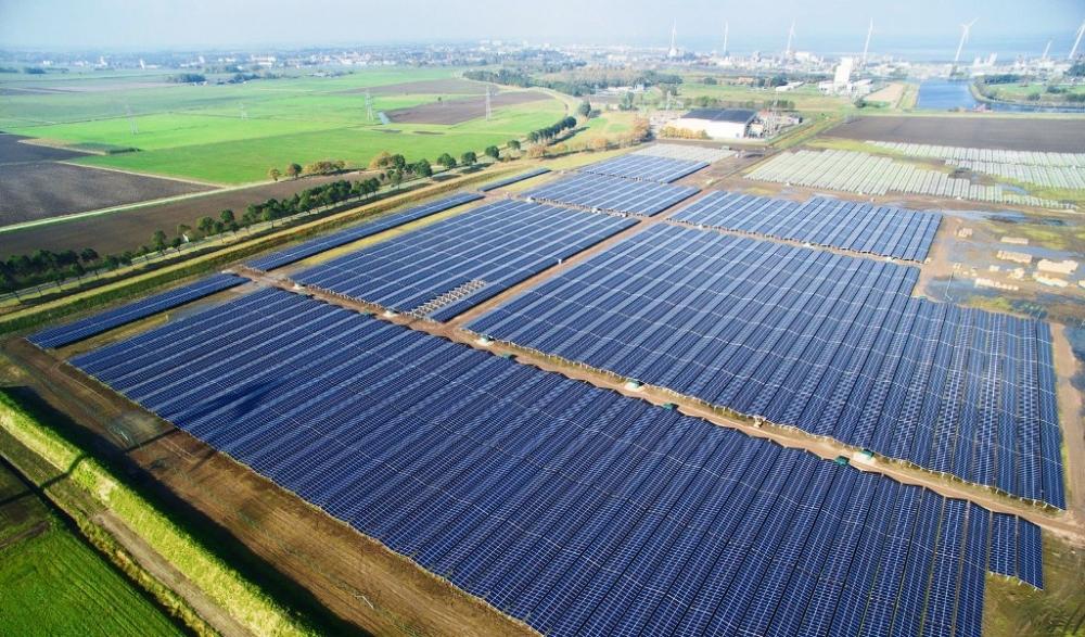 Google, Hollanda veri merkezinde güneş elektriği kullanacak