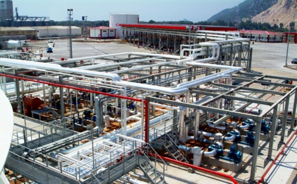 OMV PO Antalya tesisinde ödeme süresi bir hafta