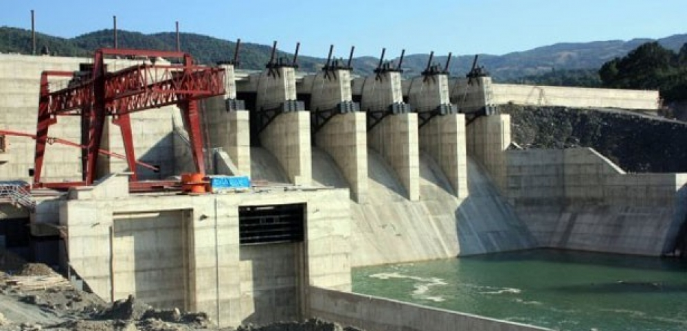 Artvin'e 12,102 MW'lık Camili HES kurulacak