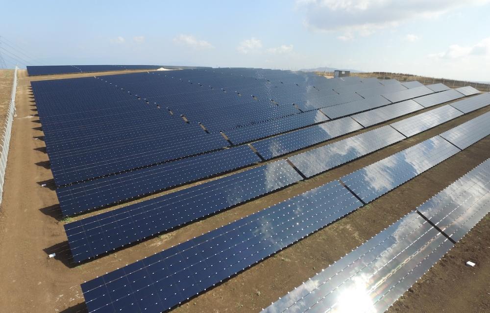 Enerjisa ilk güneş santralini devreye aldı