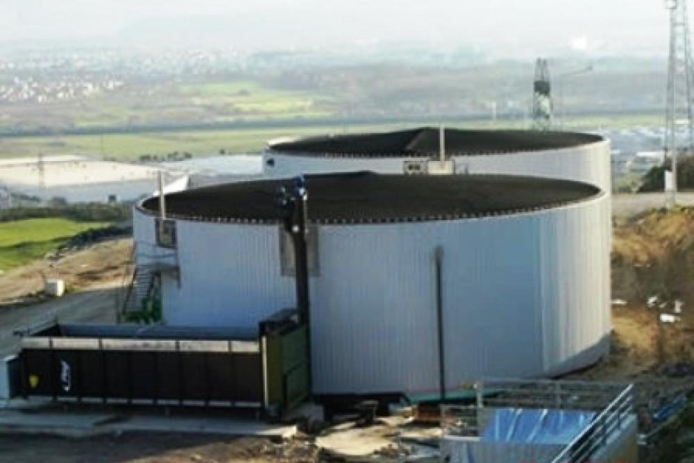 Antalya'da organik atıklar elektriğe dönüşecek