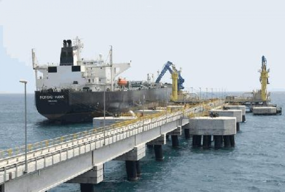 Ceyhan üzerinden taşınan petrol 340 milyon tona ulaştı