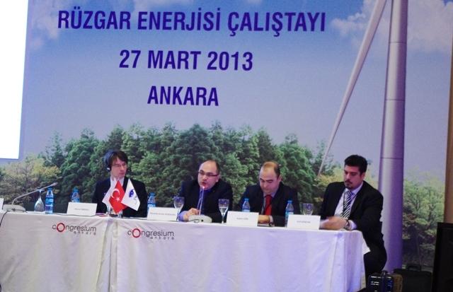 Doğru yatırımlar Türkiye'yi rüzgar şampiyonu yapar