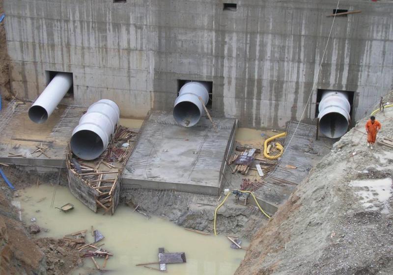Akçay Barajı ihalesi 30 Nisan`da