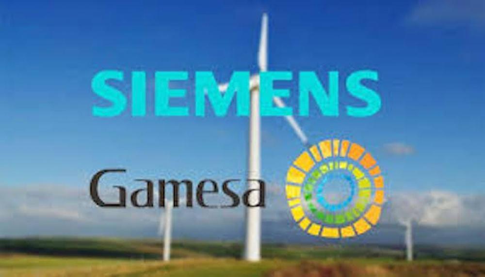 Avrupa'nın en büyük rüzgar projesinin türbinleri Siemens Gamesa'dan