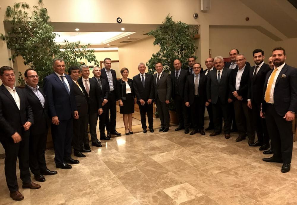 Türkiye LPG Derneği Başkanı Eyüp Aratay oldu