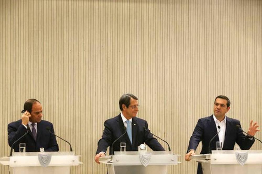 Güney Kıbrıs, Yunanistan ve Mısır enerjide işbirliğini artıracak