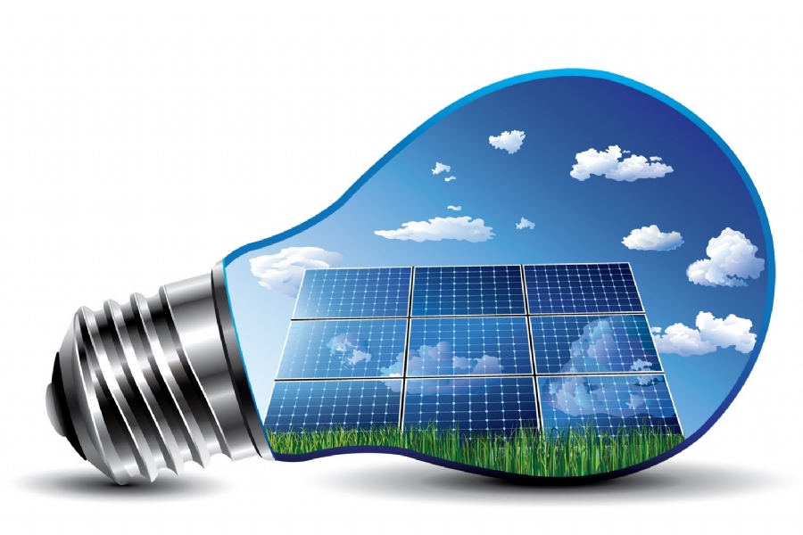 Temiz enerjide pas devrimi!