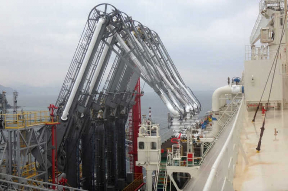 Pakistan, Nijerya'dan ilk LNG alımını gerçekleştirdi