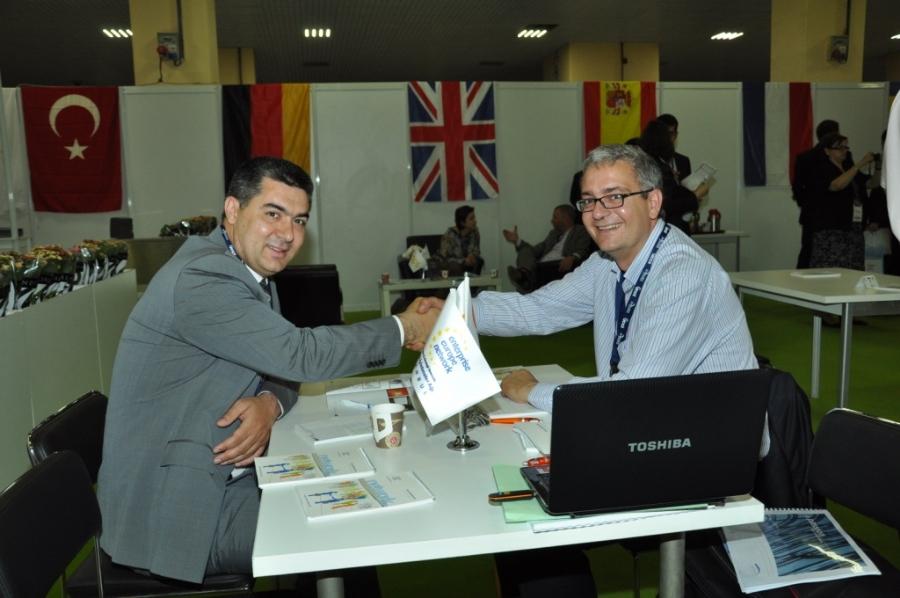 ICCI 2013'de ikili iş görüşmeleri için kayıtlar sürüyor
