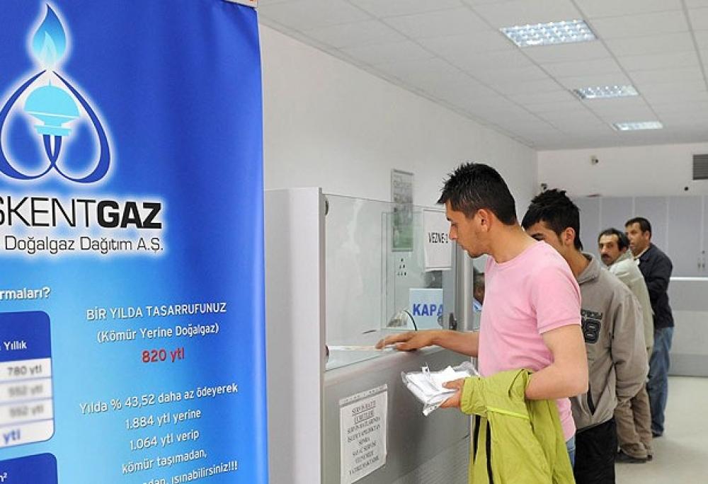 Ankara Büyükşehir Belediyesi'nden doğalgaz açıklaması