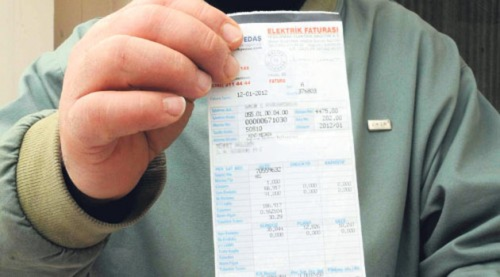 Elektrik faturası 68 lira olan tedarikçi şirketini seçebilecek