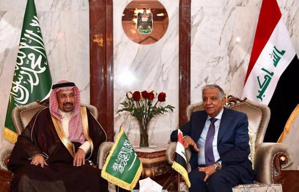Suudi Arabistan ve Irak 18 enerji anlaşması imzaladı