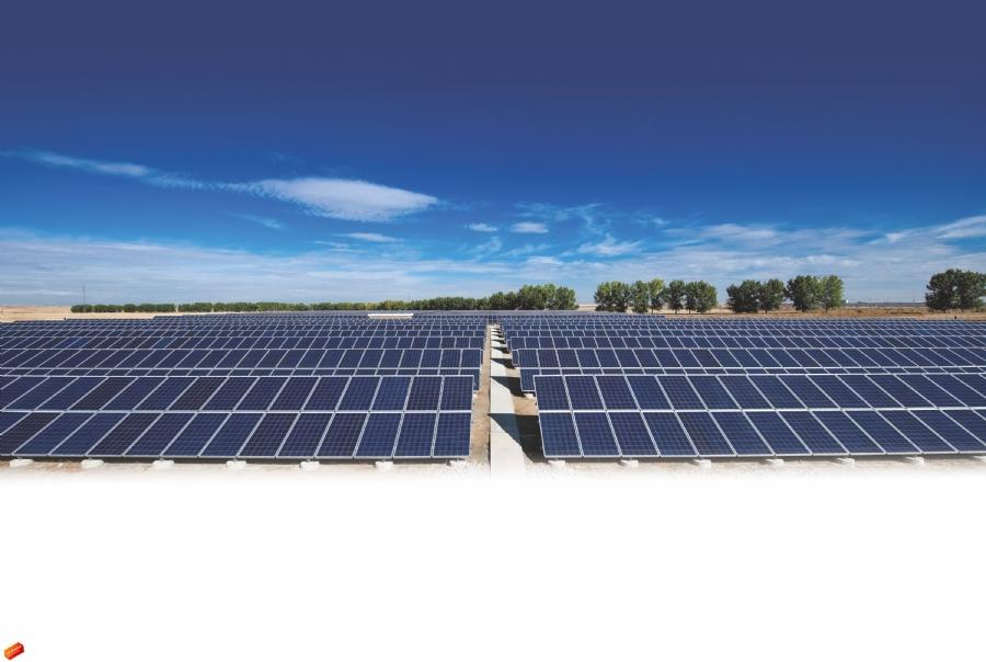 Türkiye`nin en büyük güneş santrali kuruluyor