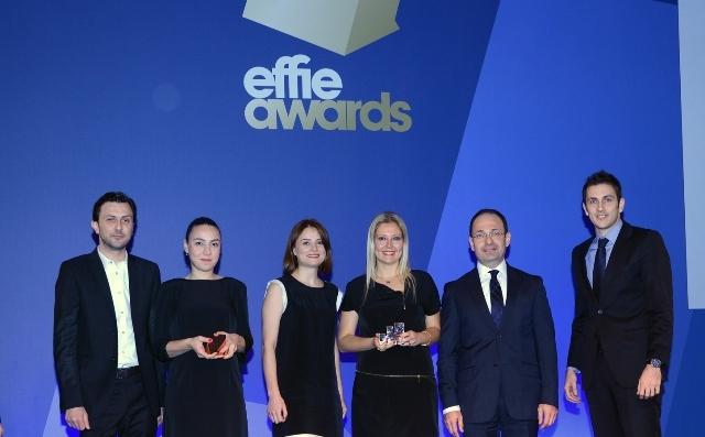 Aygaz'a Effie'den iki ödül birden
