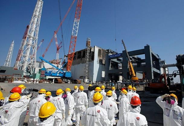 Fukuşima`da tekrar elektrik arızası