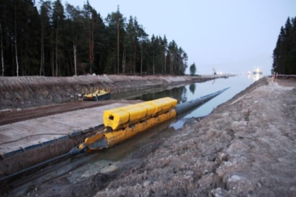 Almanya'dan Kuzey Akım 2'ye inşa izni
