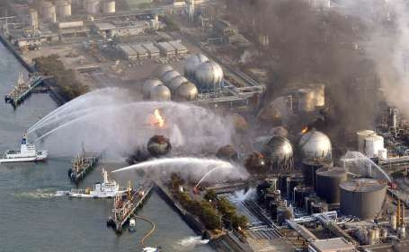 Fukuşima'dan Tonlarca radyasyonlu su sızdı!