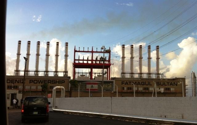 Lübnan`ın elektriği Fatmagül Sultan`dan