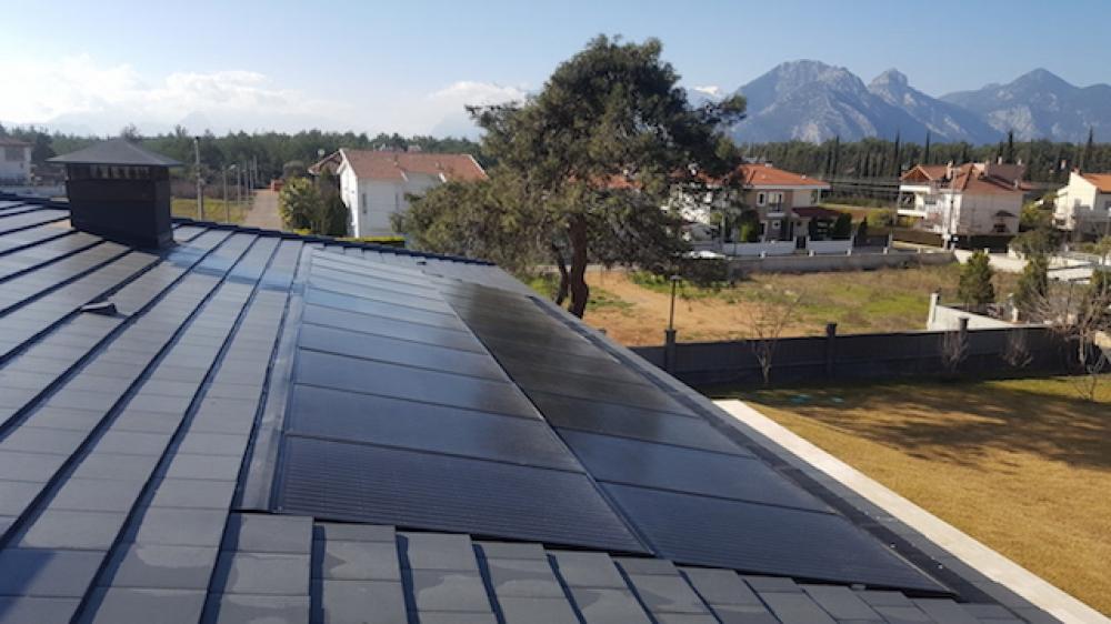 Türkiye'de ilk: Pasif ev ile yüzde 90 enerji tasarrufu