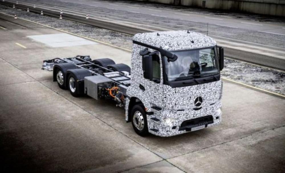 Daimler emisyon testlerine yazılım desteği