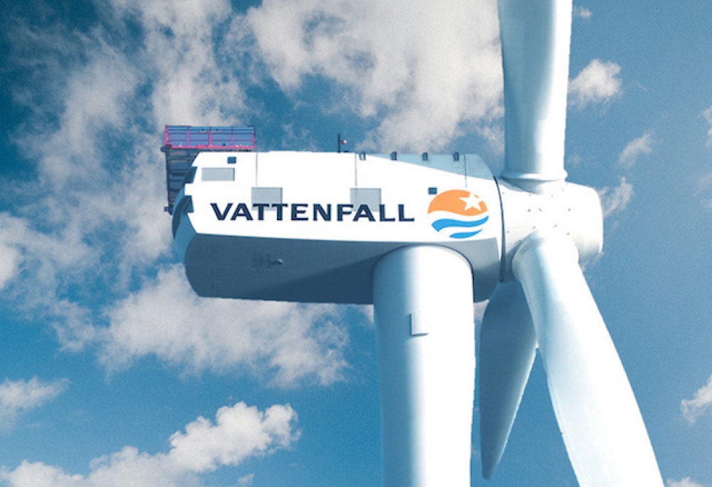 İsveçli Vattenfall, Fransa'da açık deniz RES kurmaya hazır