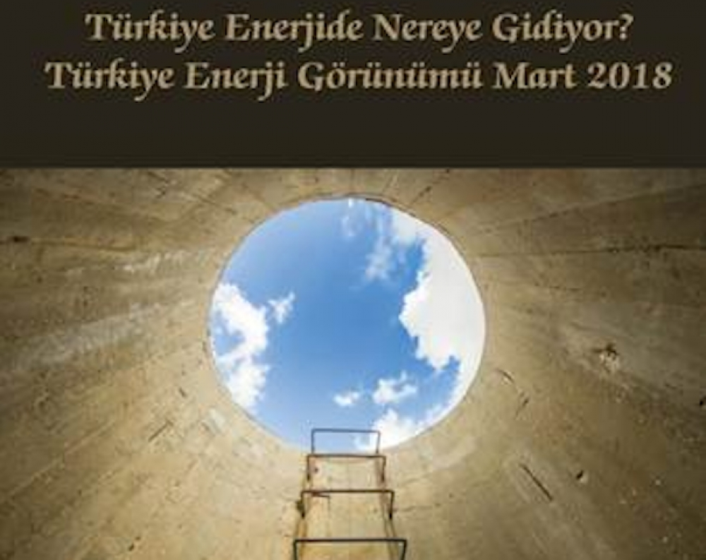 Türkiye Enerji Görünümü Mart 2018 Raporu açıklanıyor